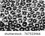 brush stroke pattern.... | Shutterstock .eps vector #767523466