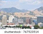 salt lake city  ut   aug 30 ... | Shutterstock . vector #767523514
