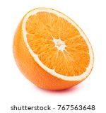 perfectly retouched sliced... | Shutterstock . vector #767563648