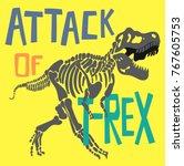 Cool T Rex Dinosaur Skeleton...