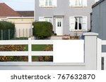 real estate concept. custom... | Shutterstock . vector #767632870