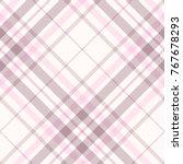 seamless tartan plaid pattern... | Shutterstock .eps vector #767678293