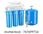 modern reverse osmosis system ...