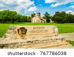 san antonio  texas   may 31 ... | Shutterstock . vector #767786038