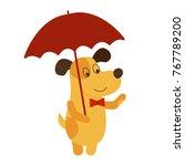 vector illustration of yellow...   Shutterstock .eps vector #767789200