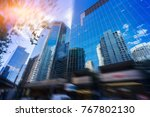 sydney  australia  reflective... | Shutterstock . vector #767802130