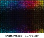 multicolor abstract lights... | Shutterstock .eps vector #76791289