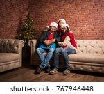 family  holidays  generation ... | Shutterstock . vector #767946448