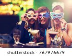 picture showing group of...   Shutterstock . vector #767976679
