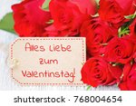 label with german text happy... | Shutterstock . vector #768004654