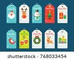 Christmas Tags Collection....