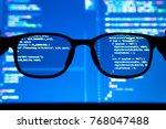 data scientist   big data  ... | Shutterstock . vector #768047488
