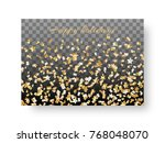 new year's glossy cover of a...   Shutterstock .eps vector #768048070