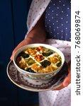persian food ash | Shutterstock . vector #768069874