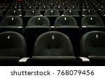 inside of auditorium movie...   Shutterstock . vector #768079456