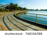 roads of tourism and leisure | Shutterstock . vector #768106588