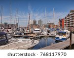 4 july 2015  ipswich  suffolk ... | Shutterstock . vector #768117970