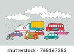 vector illustration of a... | Shutterstock .eps vector #768167383