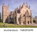 20 june 2017  exeter  devon  uk ... | Shutterstock . vector #768205690