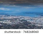 geneva switzerland lake | Shutterstock . vector #768268060
