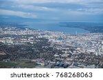 geneva switzerland lake | Shutterstock . vector #768268063