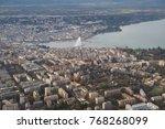 geneva switzerland lake | Shutterstock . vector #768268099