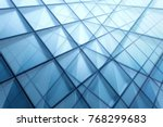 abstract 3d illustration.... | Shutterstock . vector #768299683