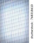 Abstract Of Office Building...