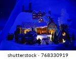 bergen  norway   17 november...   Shutterstock . vector #768330919