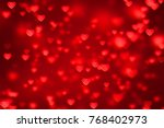 Abstract Christmas Gradient Red ...