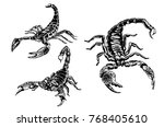 Graphical Scorpions Isolated O...