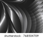 abstract background with metal... | Shutterstock .eps vector #768504709