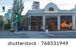 seattle  washington usa   june  ... | Shutterstock . vector #768531949