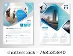 template vector design for... | Shutterstock .eps vector #768535840