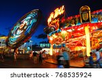 seaside heights  nj  usa august ... | Shutterstock . vector #768535924