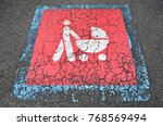 parents with prams sign    Shutterstock . vector #768569494