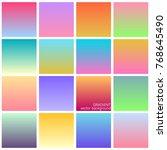 gradient theme color...