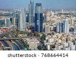 tel aviv  israel   november ... | Shutterstock . vector #768664414