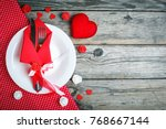 valentines day card. mother's... | Shutterstock . vector #768667144