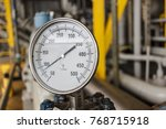 thermometer  temperature gauge... | Shutterstock . vector #768715918