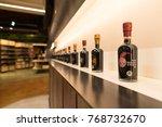 bologna  italy   circa december ... | Shutterstock . vector #768732670