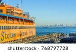 november 24 2017   view of... | Shutterstock . vector #768797728
