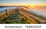 thick cloud inversion with... | Shutterstock . vector #768833209