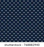 winter christmas x mas knitted...   Shutterstock .eps vector #768882940