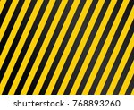 background image  yellow line ... | Shutterstock .eps vector #768893260
