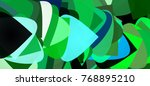 abstract unusual background out ... | Shutterstock .eps vector #768895210