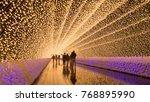 light illumination tunnel  mie...