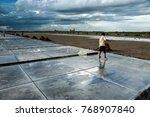 namdinh  vietnam   2007  a... | Shutterstock . vector #768907840