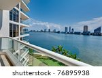 View Of Miami Beach From An...
