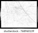 scratch grunge urban background.... | Shutterstock .eps vector #768960139